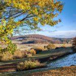 Deutschland, Germany, Herbst, Hinterland, Lahn-Dill-Bergland, autumn