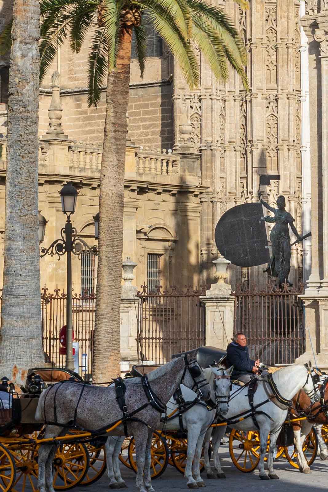 Andalusia, Andalusien, Cathedral, Church, Kathedrale, Kirche, Sevilla, Seville, Spain, Spanien