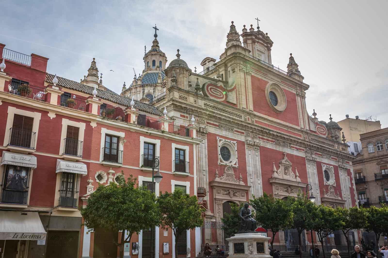 Andalusia, Andalusien, Church, Divino Salvador, Kirche, Sevilla, Seville, Spain, Spanien