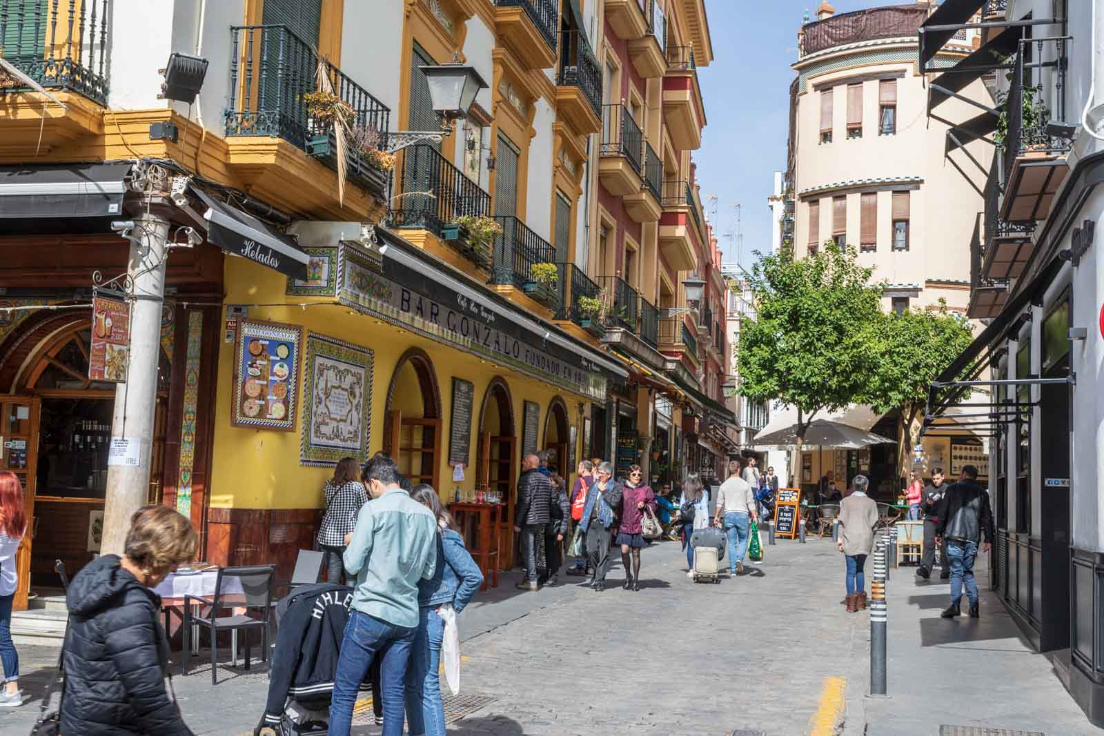 Andalusia, Andalusien, Sevilla, Seville, Spain, Spanien