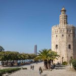 Andalusia, Andalusien, Sevilla, Seville, Spain, Spanien, Tower, Turm