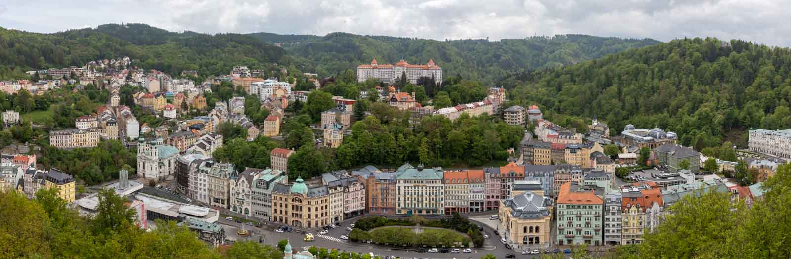 Czechia, Karlovy Vary, Karlsbad, Tschechien, Urlaub, Vaccation