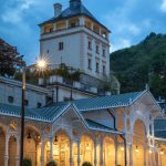 Abend, Czechia, Evening, Karlovy Vary, Karlsbad, Tschechien, Urlaub, Vaccation