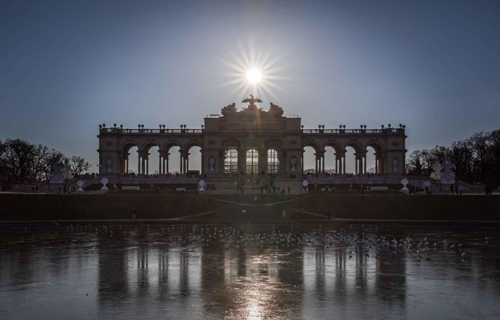 Austria, Castle, Europa, Europe, Location, New Year, Ort, Schloss, Silvester, Vienna, Wien, Winter, Österreich