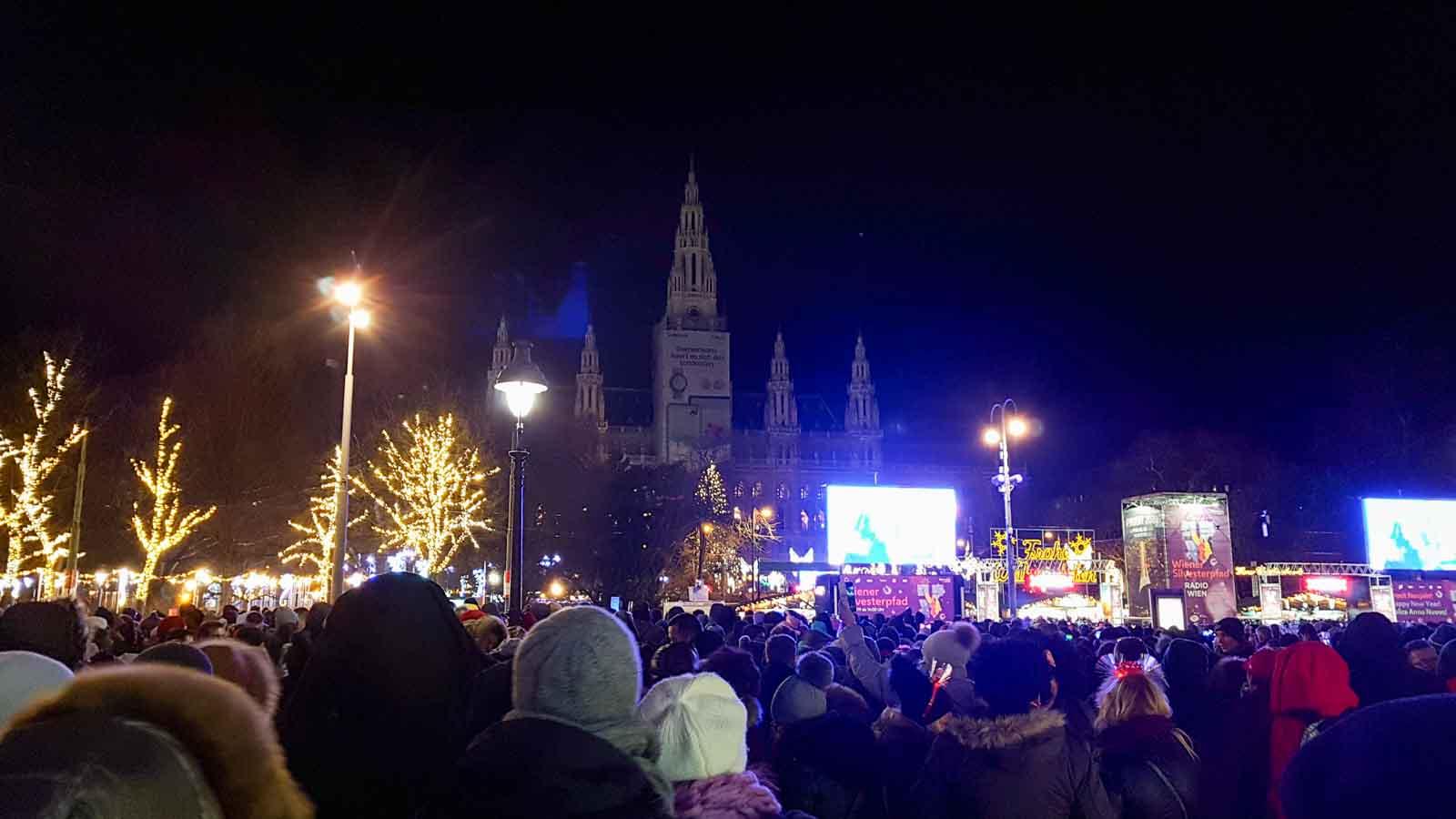 Austria, Europa, Europe, Location, New Year, Ort, Silvester, Vienna, Wien, Winter, Österreich