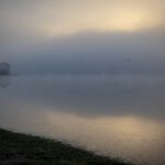 Deutschland, Europa, Europe, Germany, Hessen, Hessia, Hinterland, Location, Morgen, Morning, Ort, See, lake